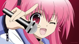 Yui from angel beats by me by catscratch10101