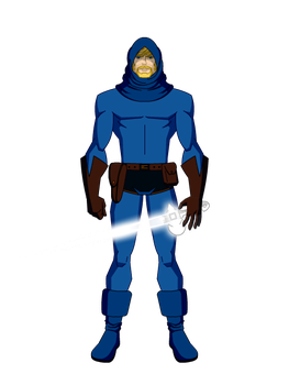 Dreadstar, primeiro uniforme. by All10