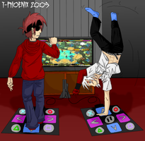 DGM: Modern Young Exorcists 2 by Heliotrope-Housecat