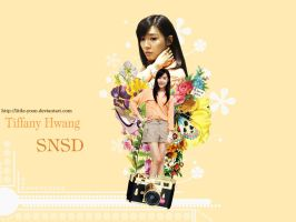 Tiffany Hwang Wallpaper by Little-Yoon