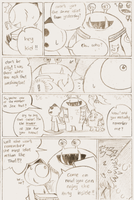 Day at MU - Chapter 2 pg9 by nekophy