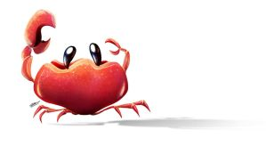 TINY CRAB by GrievousGeneral