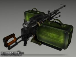 Kord 50cal textured by senor-freebie