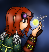 Light My Way - Poet and Navigator by WaffleDerps