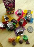 Miniature Chocolates unwrapped 1-3 by Snowfern