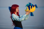 Ariel: The Little Mermaid 7 by Cheza-Flower