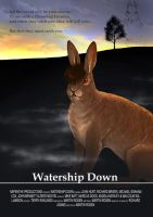 Watership Down by Sashatiainen