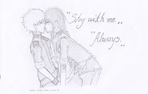 Stay With Me by shinigamigenin