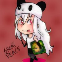 Chibi Great Peace by GreatPeace
