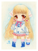 Chibi Chii by tho-be