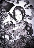 Hetalia: China by EbonyEagle