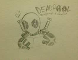 Deadpool by Midnight-Wolfi3
