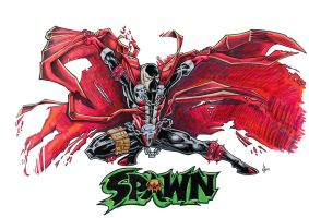 Spawn by LiuboGri