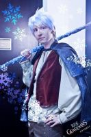 Jack Frost: Rise of the Guardians - ConG 2013 by X110291