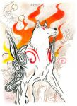 OKAMI by animeartist67