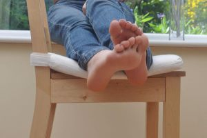 Chair Soles by Foxy-Feet