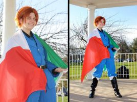 Hetalia: Standing Tall by rose-of-battle
