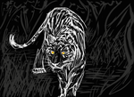Maltese Tiger by Deathcomes4u