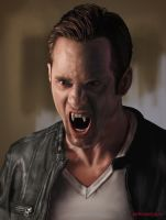 True Blood. Eric Northman. by RedFl0wer