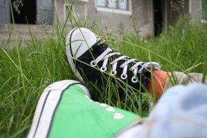 Sneakers... by LolyBoo