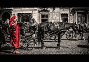 On the streets of Rome I by calimer00