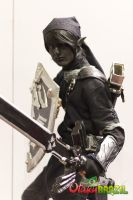 Dark Link - The Legend of Zelda Twilight Princess by kurosakimaikon