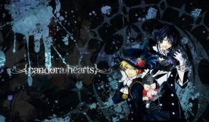 Pandora Hearts Wallpaper by WhisperWaya
