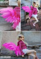 Commissionable Aphrodite Wings by Labyrinth-keeper