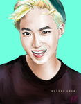 suho by Hsioah