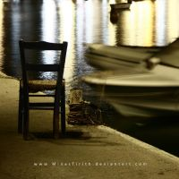 An Empty Chair by MinasTirith