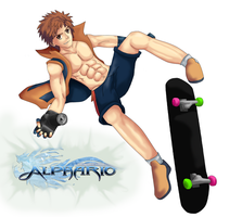 Here We Go - Alphario Contest by pit-pitsa