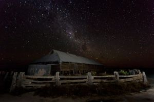 Stars night at Mungo Woolshed by wai-cheong