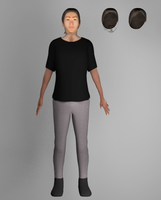 [Wip] Character Editor_Male_1 by RamiT95