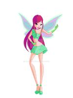 Roxy Magic Winx by Bloom2