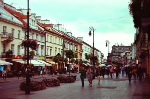 Warsaw 103 street by remigiuszScout