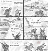 2nd battle pg 19: Cafe by Snowfyre