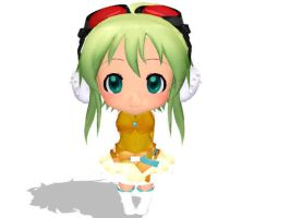 Nendroid Gumi edit by Haleylamperouge