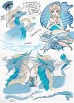 Aaaaand...Elsa is now Smaug's third cousin by DragonaDeMetal