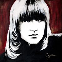 Brian Connolly painting by 79ChristinaS