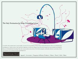 Shoppers Stop 3 by godse