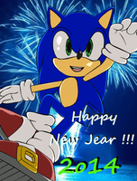 Happy New Jear by Rina-Star