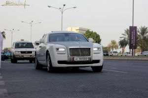 Rolls Royce Ghost by ramyk