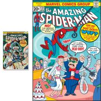 Covered: Spider-Man 131 by mengblom