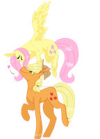 AppleShy by SprinkleDashYT