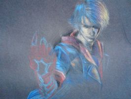 DEVIL MAY CRY- Nero by TCHS530