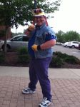 Cosplay: Wario by BigAl2k6