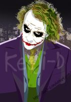 Why So Serious by Keeji-d
