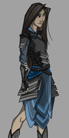 Raven Armour Concept by Raven-loon