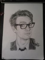 Brendon Urie from P!ATD oh yeah by MadStephanoWithABox