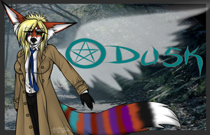 COMMISSION: Castiel Badge by TheHuntingWolf